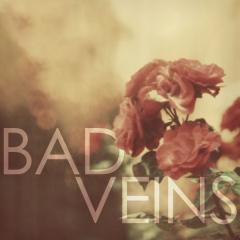 Bad Veins' Self-Titled Album Cover