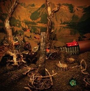 Pine Sticks And Phosphorus by Robert Gomez