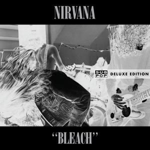 Bleach Reissue by Nirvana