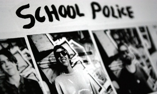 Circles by School Police