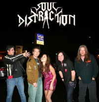 Ticket To Paradise by Soul Distraction