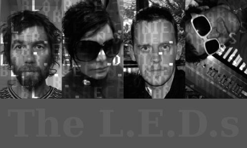 The L.E.D.s