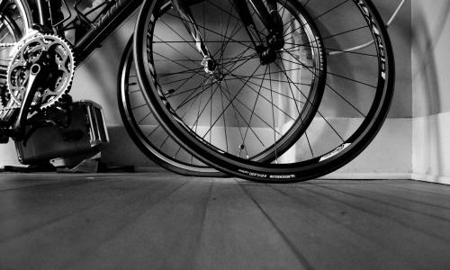 Bikes in the Farmhouse