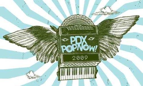 PDX Pop Now! 2009