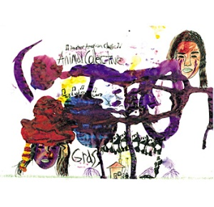 Animal Collective: Grass [Single Album Cover]