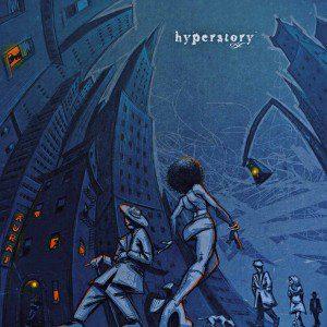 Hyperstory Album Cover