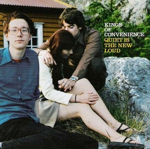 Kings Of Convenience: Quiet Is The New Loud [Album Cover]