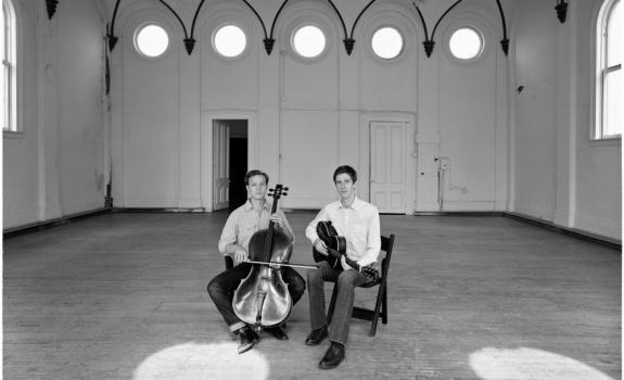 Daniel Martin Moore and Ben Sollee