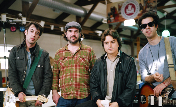 Wolf Parade [Feature]