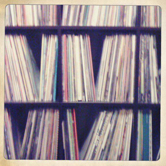 Vinyl Records @ FensePost