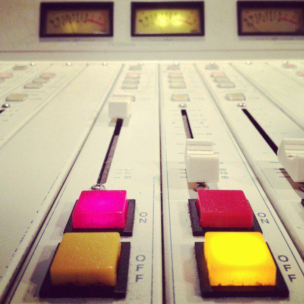 KSVR Sound Board