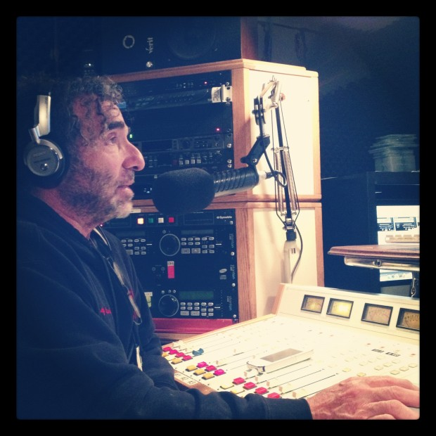 Stuarto at KSVR