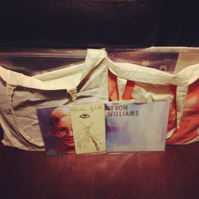 Bags Full of Vinyl