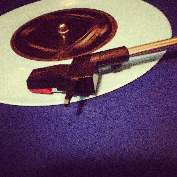 Blue Lebaron by Real Estate on Vinyl