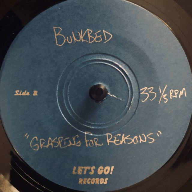 Bunkbed Substance Abuse Single Label