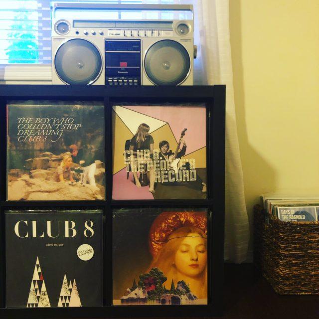 Club 8 Vinyl