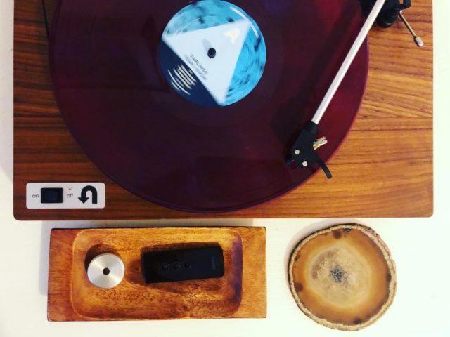 Colored Vinyl Uturn Audio Orbit