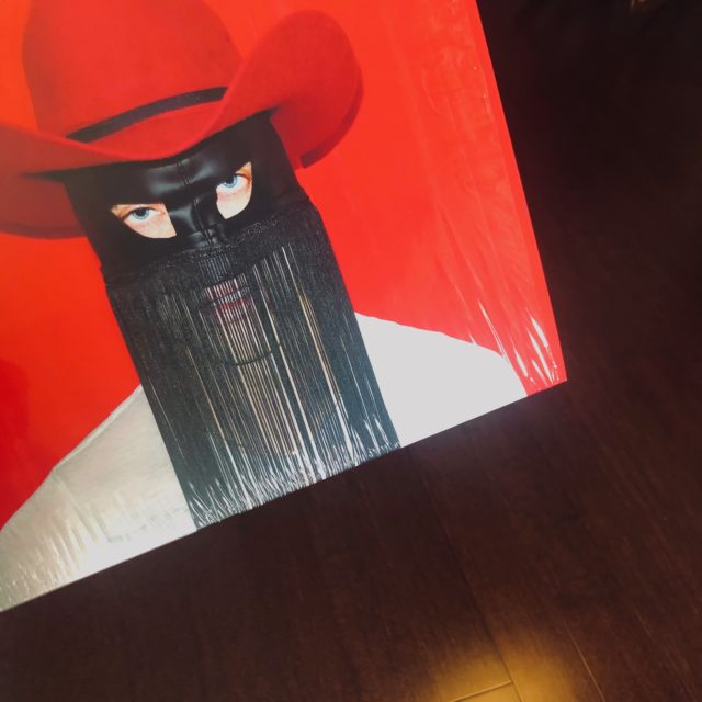 Orville Peck Vinyl Cover Art