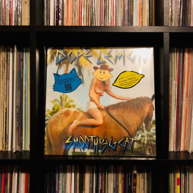 Smooth Big Cat Vinyl Cover Art